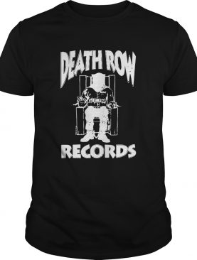 Death Row Record shirt