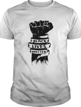 Black Lives Matter Stop Racism 2020 shirt