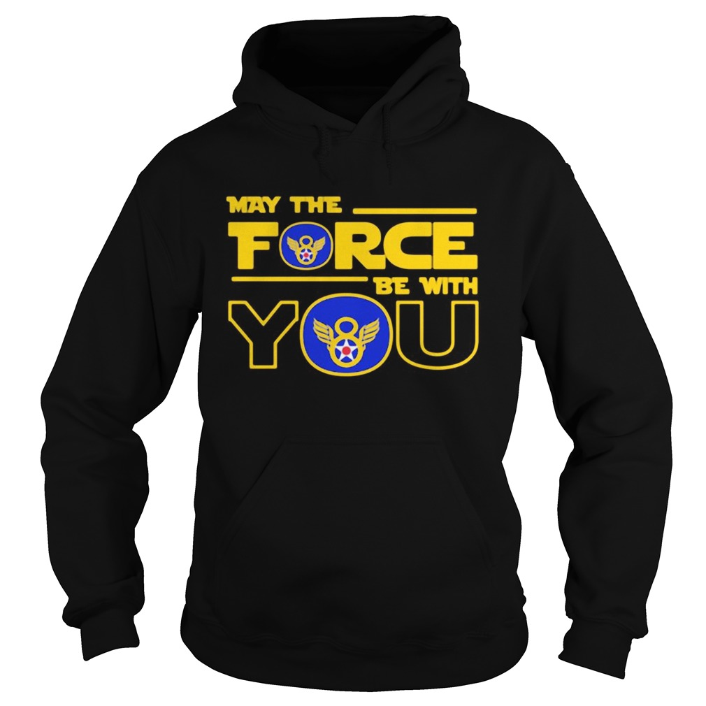 Eighth air force may the force be with you  Hoodie
