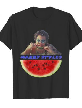 Harry styles eating watermelon sugar shirt