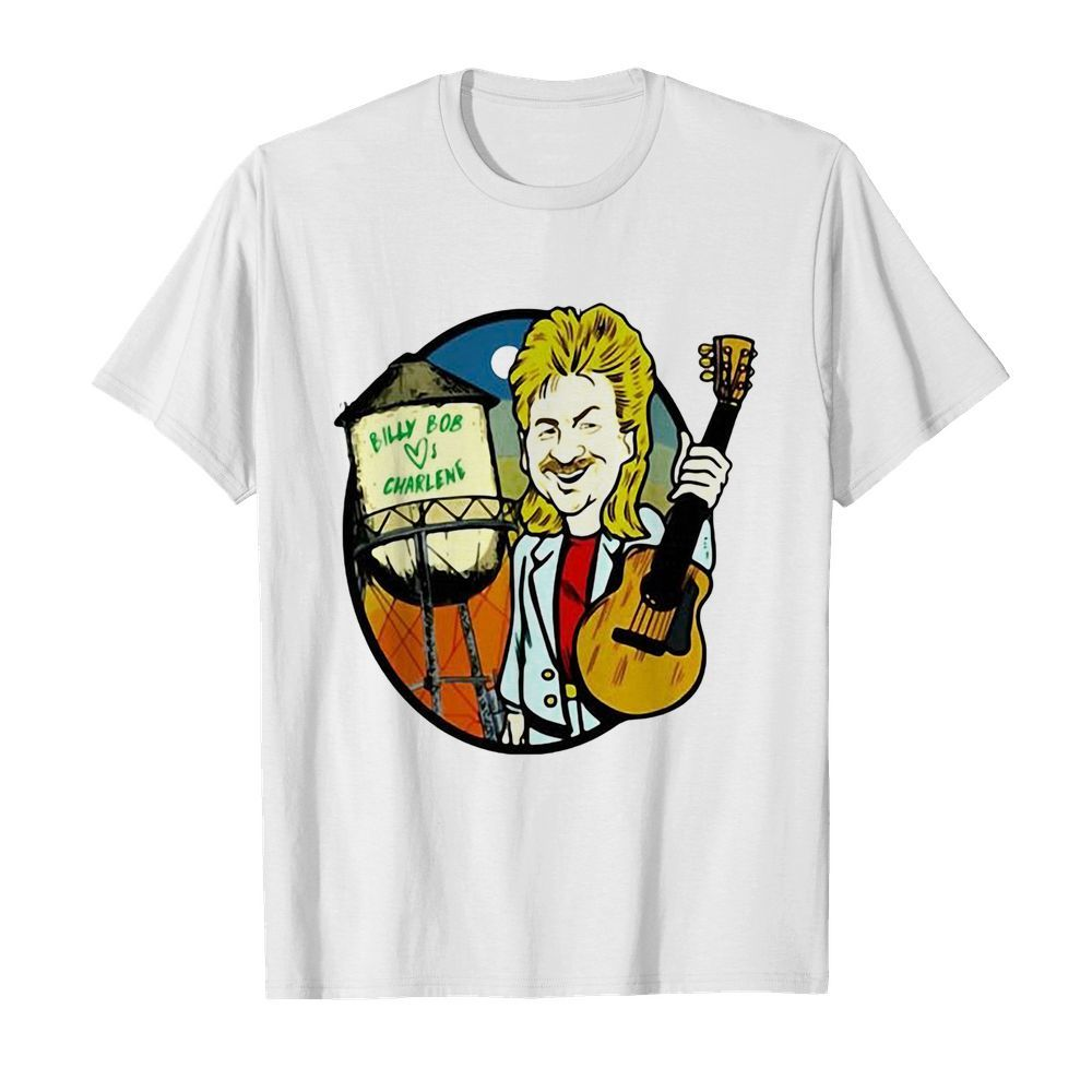 Joe Diffie Billy Bob Loves Charlene  Classic Men's T-shirt