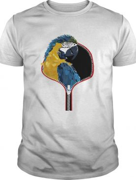 Parrot ladies in the bag shirt
