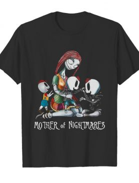 Sally Mother Of Nightmares With Two Girls And A Boy shirt
