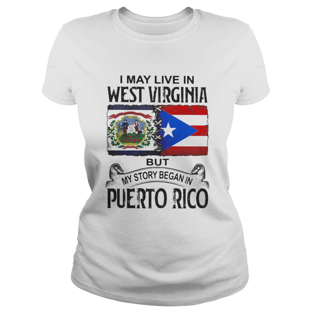 I may live in west virginia but my story began in puerto rico  Classic Ladies