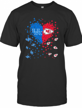 Kentucky And Kansas City True Love Never Dies T-Shirt