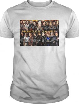 The hunger games signature shirt