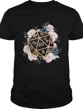 Awesome Tabletop RPG shirt