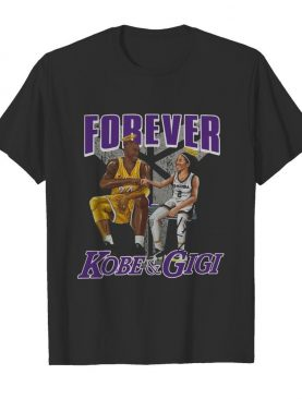 Forever Kobe And Gigi Signature