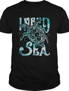 I Am Very Excited With Turtle I Need Sea shirt