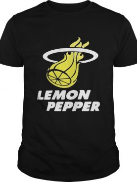 Lemon Pepper shirt