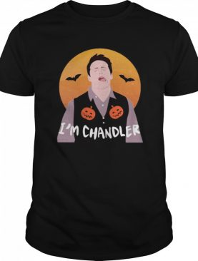 I'm Chandler Bing Halloween shirt