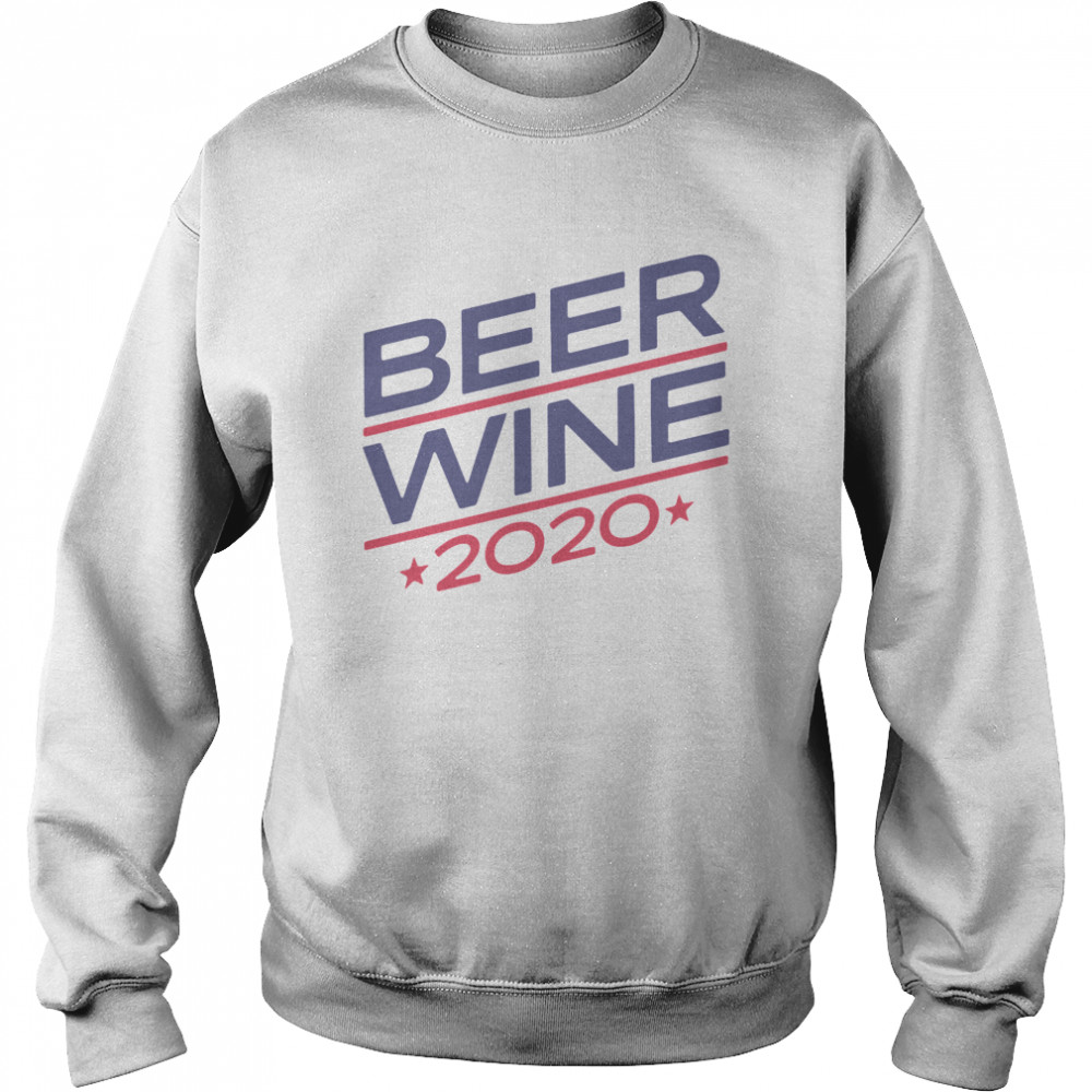 Beer Wine 2020  Unisex Sweatshirt