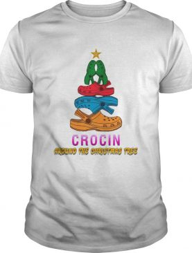 Crocin Around The Christmas Tree Funny Xmas 2020 Gift Crocin Around The Christmas Tree shirt