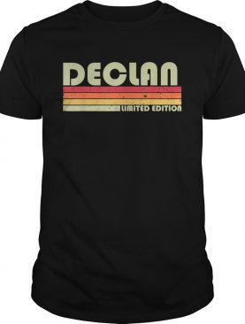 DECLAN Name Personalized shirt