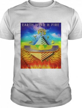Earth Wind Fire Greatest Hits shirt