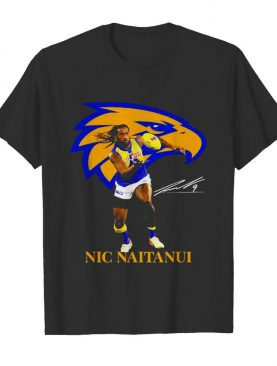 Nic Naitanui Player Of Team Philadelphia Eagles Football Signature shirt