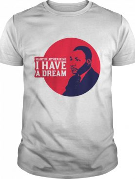 Portrait Logo Martin Luther King Day 2021 shirt