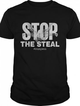 Stop The Steal shirt
